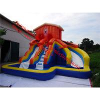 nflatable Wate Games  Inflatable Water Toys  CE Kids Indoor / Outdoor Inflatable Water Slides Toys With PVC Tarpaul Manufactures