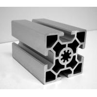 6005 Silvery Anodized Industrial Aluminium Profile System Aluminum Dovetail Extrusion Manufactures