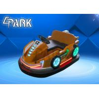 Exciting Amusement Park Bumper Cars / Kids Electric Car Rides Manufactures