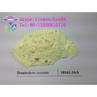 USA CA Stock bodybuilder Steroid Trenbolone Enanthate 99% CAS 472-61-546 yellow powder Manufactures