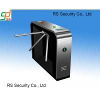 Full Automatic Train Station Turnstile Door Card Reader Remote Control Manufactures