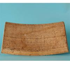 Woven Brake Block Material Asbestos Free High Impact Resistance Brown Color Manufactures