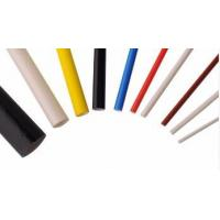China OEM Silicone coated fiberglass tube/sleev or Fiber glass braided silicone tube for sale on sale