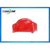 Quality Safety Helmet 4G Wireless Device 1080P CCTV Camera Local Recording SD Card for sale
