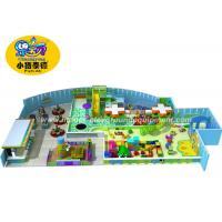 Children soft play area game Soft Indoor Playground Equipments for mall Manufactures