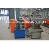 4mm Thickness U Section Stud And Track Roll Forming Machine For Greenhouse Structure Manufactures