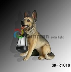 Solar Resin Lantern Manufactures