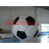 inflatable soccer balloon  above ground football balloon for American Cup Manufactures