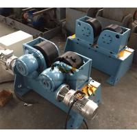 Tank rotator and pipe turning rolls welding automation tools designed model Manufactures