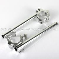 Quality CNC Machining Motorcycle Clip Ons Handlebars 54mm Buell Firebolt 1125 for sale
