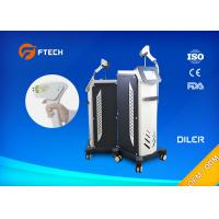 808nm 800W Diode Laser Hair Removal Machine Quickly Cooling Perfect Skin Care Manufactures