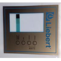 Customized Flat Tactile Dome Waterproof Membrane Switch ISO / RoHS / UL Manufactures