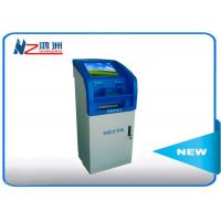 WIFI 32 Inch touch screen bill payment interactive kiosk with digital signage Manufactures