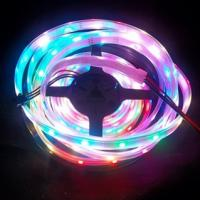 DMX RGB led strip lamp Magic color DC5V Manufactures
