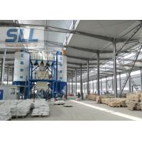 Small Dry Mix Mortar Manufacturing Plant , Ready Mix Concrete Plant Machinery Manufactures