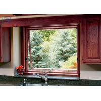 Customized Professional Aluminium Awning Windows with Rubber Seal Manufactures