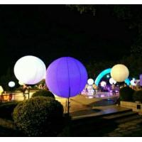 1.5 Meters colorful Decorative pvc Inflatable Balloon For The Mall Decoration Ad Manufactures
