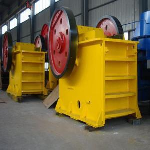 50-1500t/H Stone Crushing Equipment , Jaw Crusher Machine HWS-PE Series Manufactures