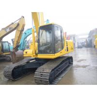 Komatsu PC200 - 6 Mini Excavator Second Hand 5185 Working Hours Year 2000 Manufactures