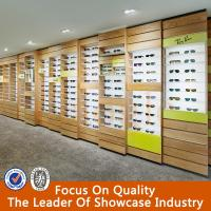 optical shop decoration Manufactures
