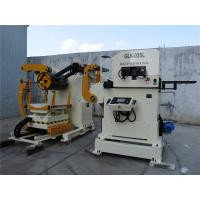 High Precision NC Servo Coil Feeder Straightener For Automobile Parts Manufacturing Manufactures