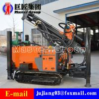 FY200 crawler type pneumatic drilling rig deep water drilling machine for sale Manufactures