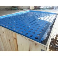 Punching hole metal sheet perforated metal plate  various shaped hole can be processed Manufactures
