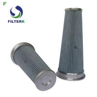 Pleated Vacuum Cleaner Air Filter Cartridge PTFE Material 0112311 Model Manufactures