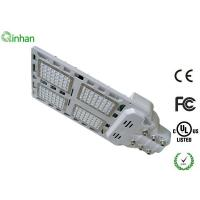 crosswise 130 degree lengthways 90 degree 100W LED street light fixtures Meanwell power supply Manufactures