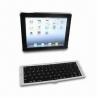 66 Keys Mobile IPhone 4 Sliding / Slide Bluetooth Keyboard Case with 175g / 3.6V Battery for sale