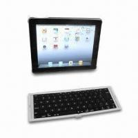 Folding design  IPhone 4 Bluetooth Keyboards V2.0 for  Nokia Symbian , HTPC, PC  for sale
