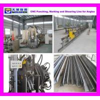 China CNC Angle Line TBL1412/2020 on sale
