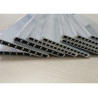 Aluminum Auto Parts Lithium Battery Heat Exchange Extruded Micro Channel Tube Manufactures