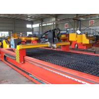 China Portable CNC Plasma Cutter Cutting Machines , Programmable Plasma Cutter Table Top Type on sale