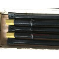 Quarrying Rock Drilling Tools Chisel Integral Drill Rod 20mm - 42mm Diameter Manufactures