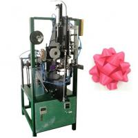 Buy cheap Luxury Satin Ribbon Bow Making Machine, Star Bow Machine from wholesalers