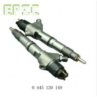 Quality EPIC Injector 0 445 120 149 Common Rail WEICHAI WD10 Diesel Engine Valve F 00R for sale