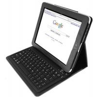 Eco-friendly Tablet Bluetooth Keyboard For iPad Mini In Black Manufactures