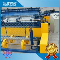 Chain Link Fence Equipment Weaving Opening 25mm-100mm Manufactures