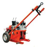 YZJ-100 Portable Wheel Mounted Rock Borehole Drilling Rig Manufactures