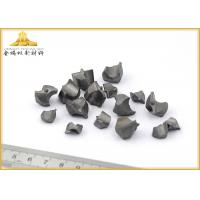Non - Standard Tungsten Carbide Parts , Tungsten Carbide Lathe Tools For CNC Machine Cutting Tools Manufactures
