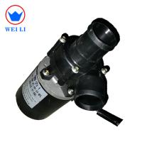Bus/Truck Air Conditioner Parts Vehicle Water Pump YZD80238 24v Dc Water Pump Manufactures