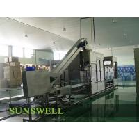 Stainless Steel  Full-auto  5 Gallon Water Filling Machine Manufactures