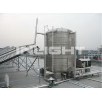 3000L Active Solar Water Heating Systems With Thermal Water Storage Tanks Manufactures
