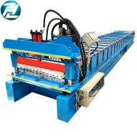 Structural Corrugated Roofing Sheet Making Machine 380v Ce Approved Manufactures