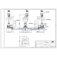 Cone Mill Process System Pharmaceutical Milling Equipment Screw Discharging Manufactures