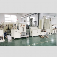 PV Ribbon Copper Wire Drawing Machine Annealing Tinning Line Manufactures