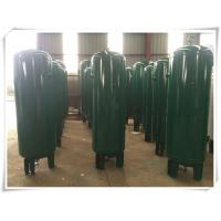 Easy Installed Compressed Air Storage Tank , Compressed Air Accumulator Tank Manufactures
