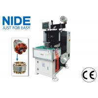 Single side stator coil lacer machine / stator winding lacing equipment Manufactures