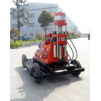 Diamond Rig Mounted Core Drill Machine Soil Investigation Rock Cutting Hydraulic Chuck Manufactures